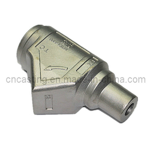 High Quality Machining Casting Valve Parts Manufacturer