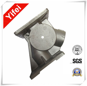 China Sand Casting Pipe Connection Parts