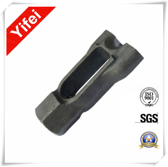 China Investment Casting Metal Spare Parts Manufacturer