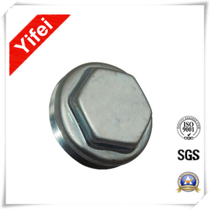 China Aluminuim Investment Casting Cap Manufacturer