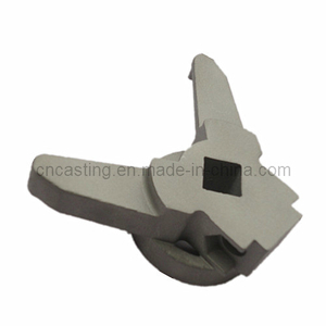 China Customized Machine Parts by Sand Casting Process
