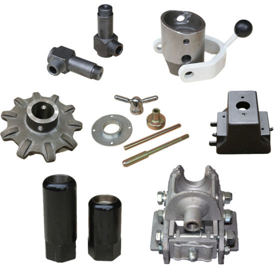 China Customized Valve Auto Parts by Sand Casting Process